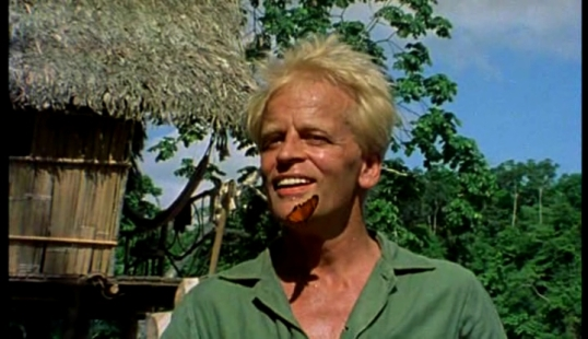 Kinski and Butterfly