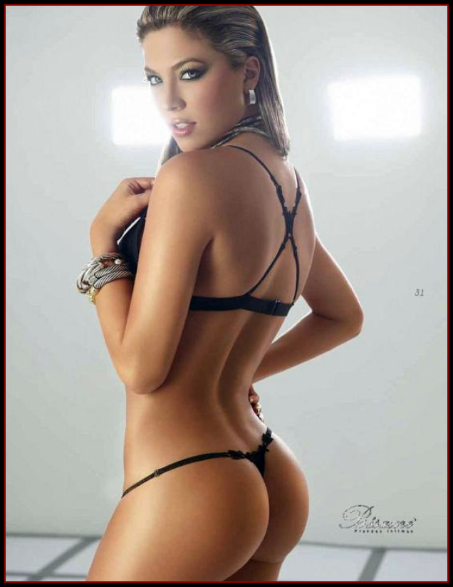 Hottie Of The Day Daniela Tamayo Through The Shattered Lens