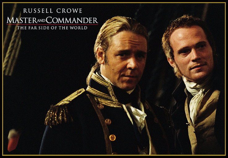 Master and commander the far side of the world greek subtitles