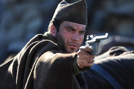 Wes Bentley as Manolo in ``There Be Dragons.''