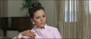 The least interesting of our three heroines is Anne Welles (Barbara Parkins) ...