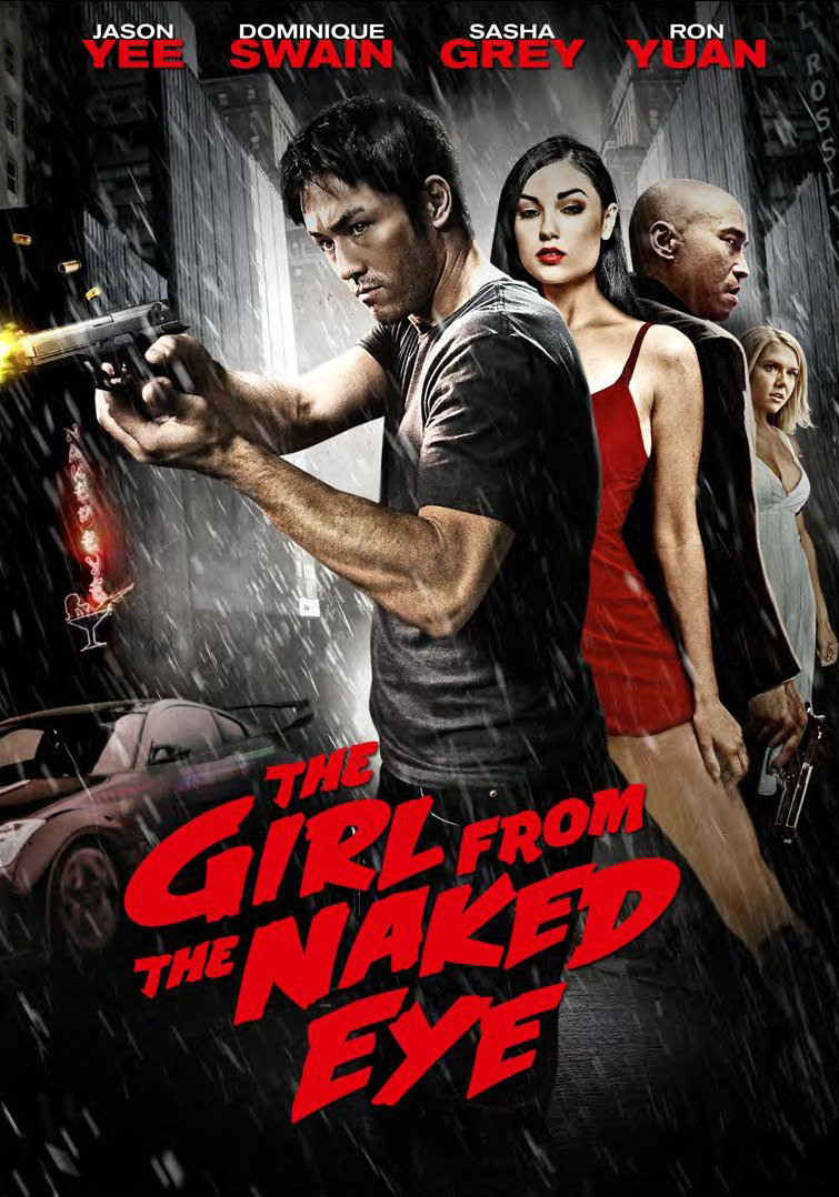The Girl From Naked Eye