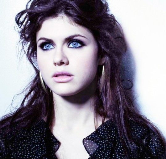 alexandra daddario under flash
