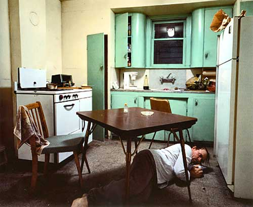 Jeff Wall -- Insomnia