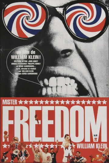Mr. Freedom Cover