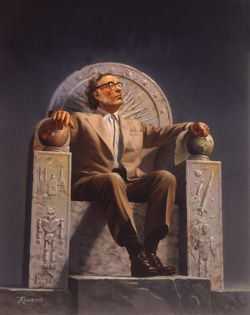 Asimov On Throne