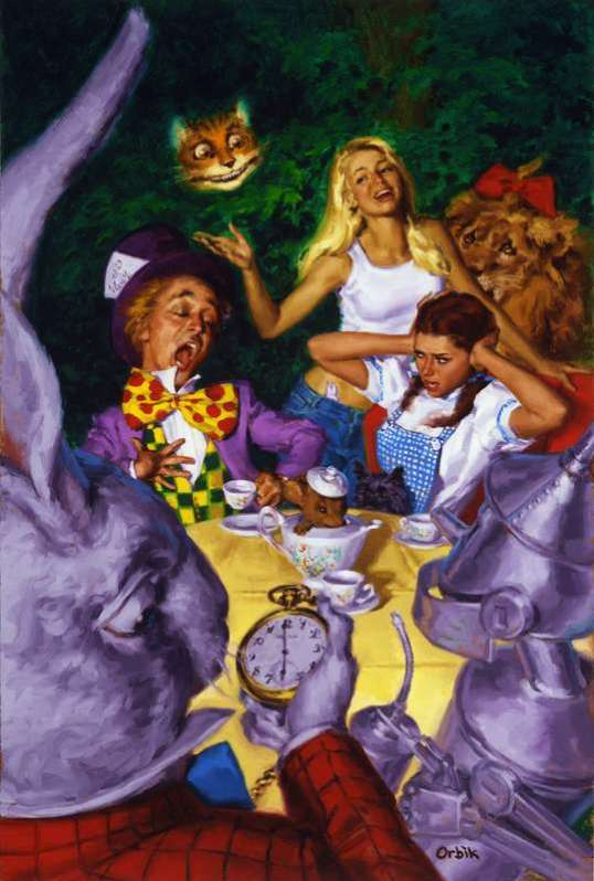 Oz Wonderland Chronicles