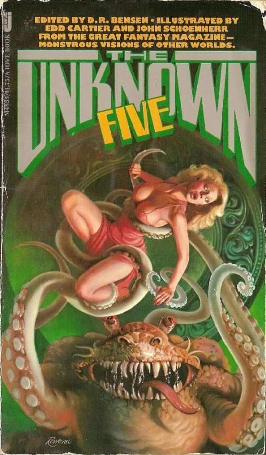 The Unknown Five