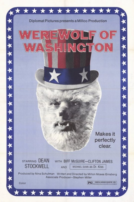 Werewolf of Washington (1973)