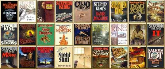 StephenKingbooks