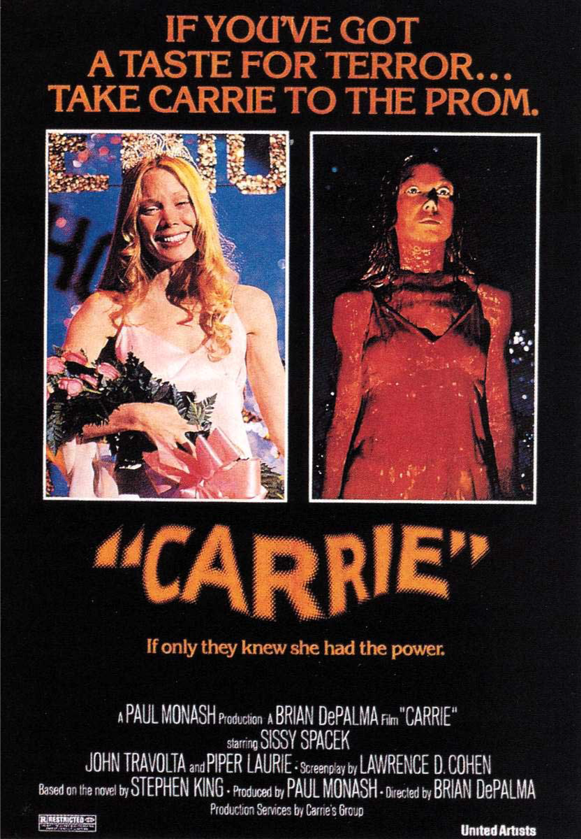 "Halloween Horrors 2013 : ""Carrie"" (1976) 