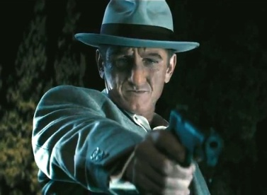 Sean Penn in Gangster Squad