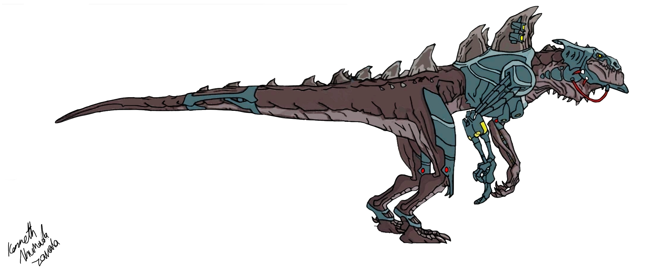 My Ideas For A Pacific Rim Sequel Through The Shattered Lens