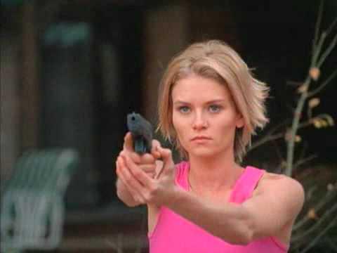 Missy Crider in Instinct to Kill