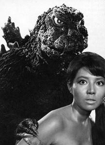 Godzilla and Dayo