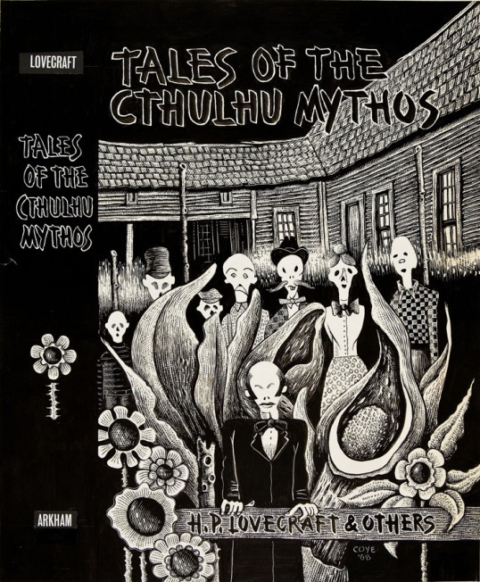 1 Tales of the Cthulhu Madness
