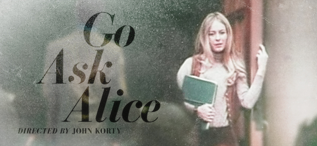 review of go ask alice In the book go ask alice , by grace slick, the main character alice had  tags:  english essays, go ask alice analysis, go ask alice book.