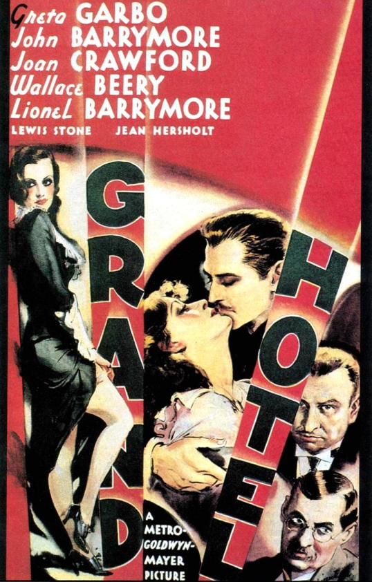 Poster - Grand Hotel_03