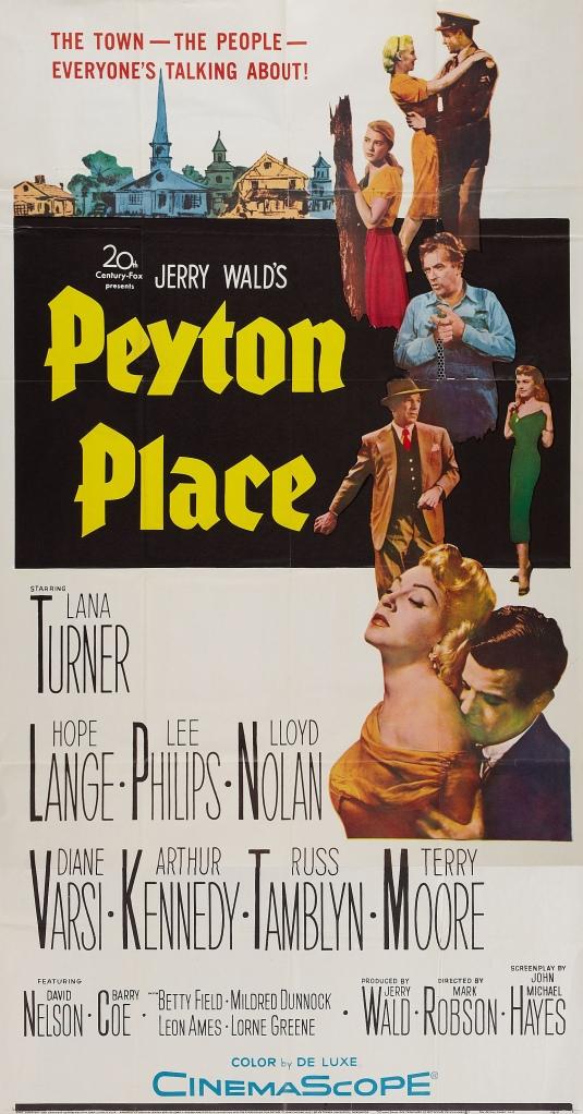 Poster - Peyton Place_04