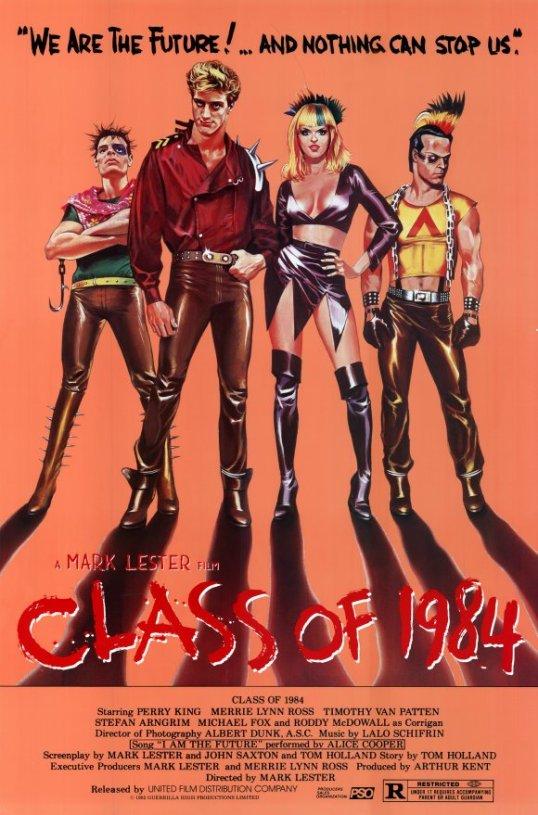 class of 1984 a
