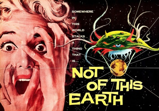 Not of the Earth