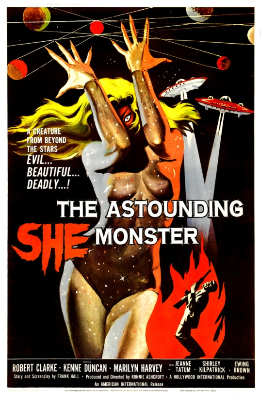 The Astounding She Monster
