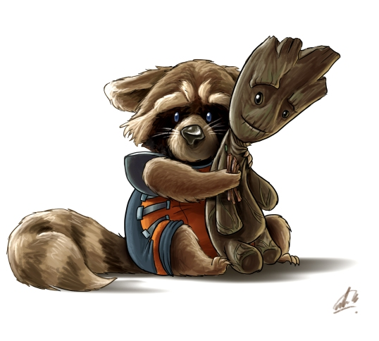 we_are_groot_by_aktheneroth-d7tsk7n