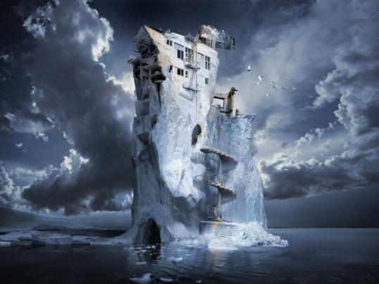 Iceberg-ice-age