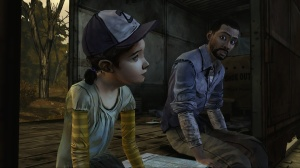 Clem does keep that hair short, whether you like it or not.