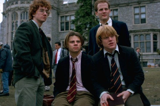 Can you figure out which one grew up to be Philip Seymour Hoffman?