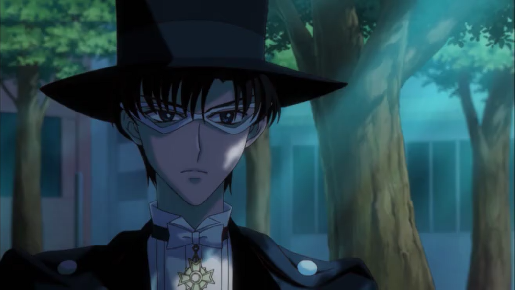 Tuxedo Mask But You Didn T Do Anything - Love Meme