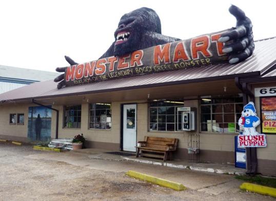 Monster Mart