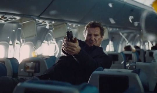 Liam Neeson, about to kill someone