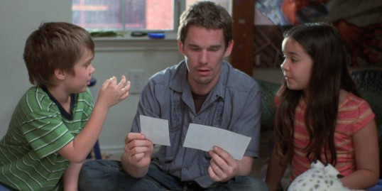 Hey!  It's the picture from Boyhood that we've used a few dozen times over the past two months!