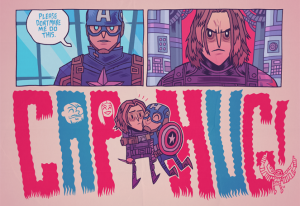 winter soldier by hipp