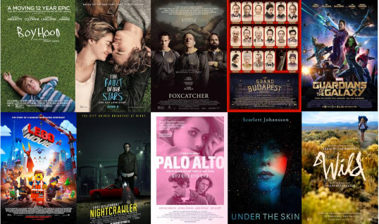 2015 Best Picture Nominees