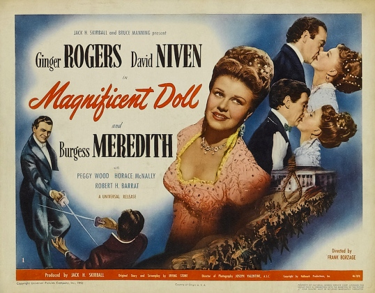 Poster - Magnificent Doll_02