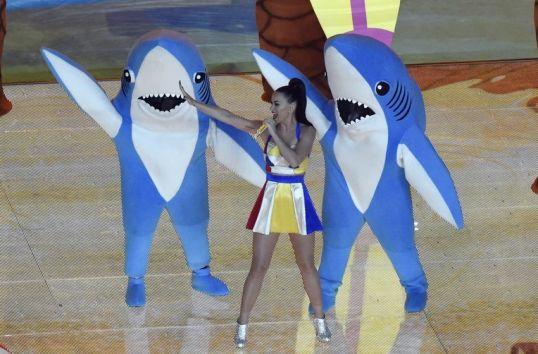 Dance, Shark, dance!