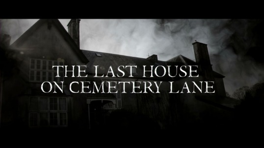 Last House on Cemetery Lane
