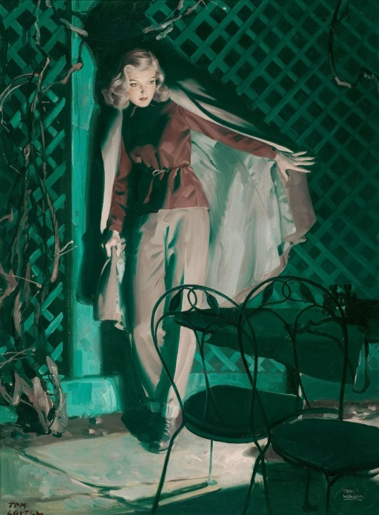 Tom Lovell - The Corpse Was Beautiful