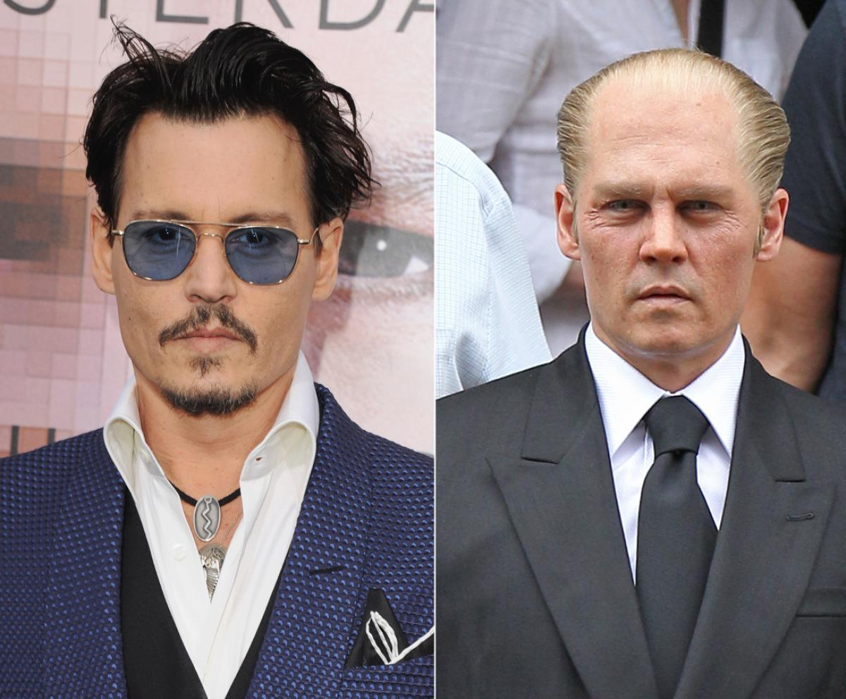 Black Mass Johnny Depp