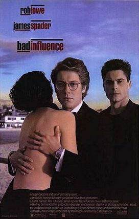 Bad_Influence_Film_Poster