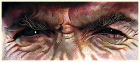 Painting by Ryan Gajda