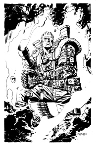 cable by chris samnee