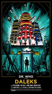 Dr-Who-and-the-Daleks-Poster-by-Tim-Doyle
