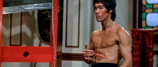 Enter the Dragon (directed by Robert Clouse, 1973)