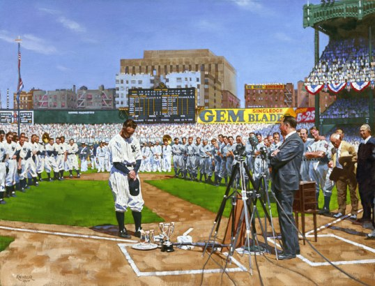 Gehrig's Farewell