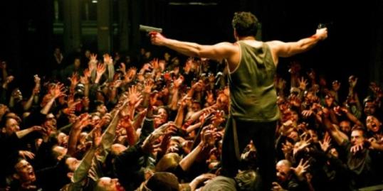 La Horde (dir. by Benjamin Rocher & Yannick Dahan - 2009)