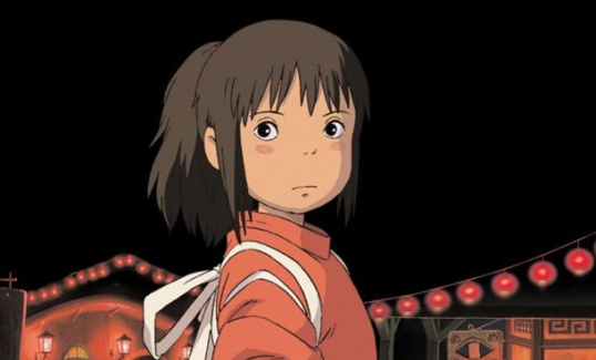 Spirited Away (dir. by Hayao Miyazaki - 2001)