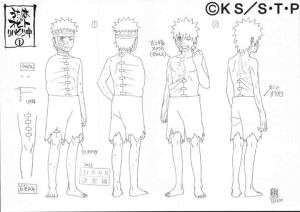 Studio Pierrot for Obito 3